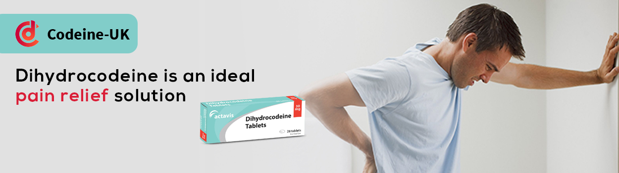 Dihydrocodeine is an Ideal Pain Relief Solution